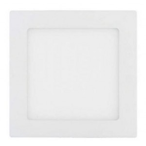 LED panel vestavný 12W 860lm 170x170mm 230V CCD TEPLÁ